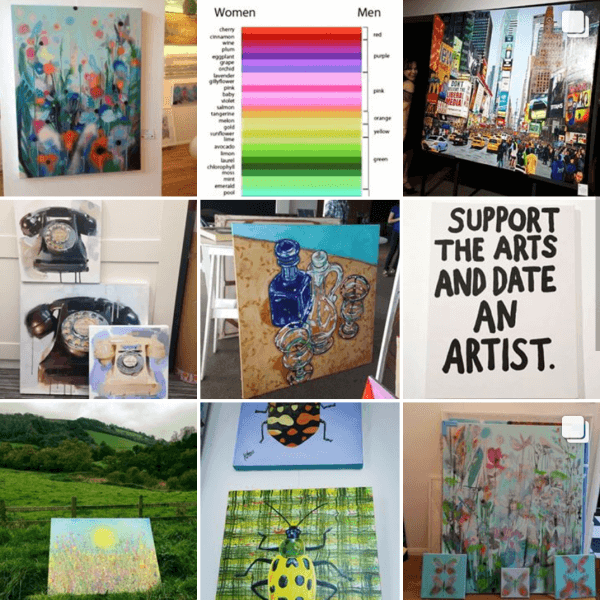 Brighton Broadcast: Our Favourite Local Galleries on Instagram