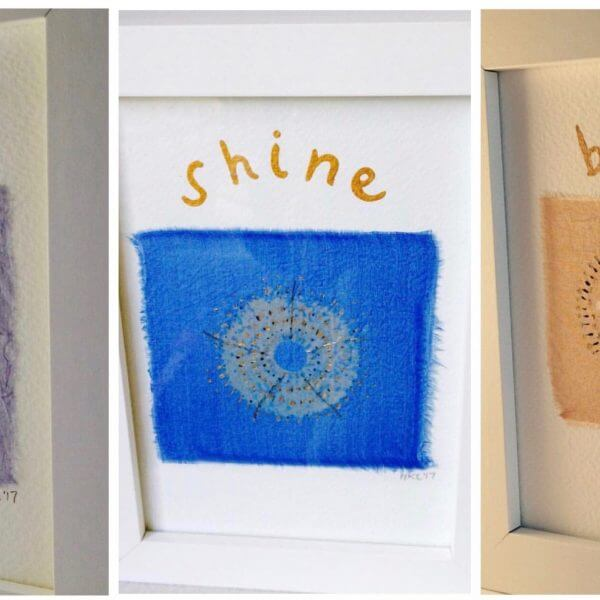 Meet the Collective: Hilary Collins - Textiles