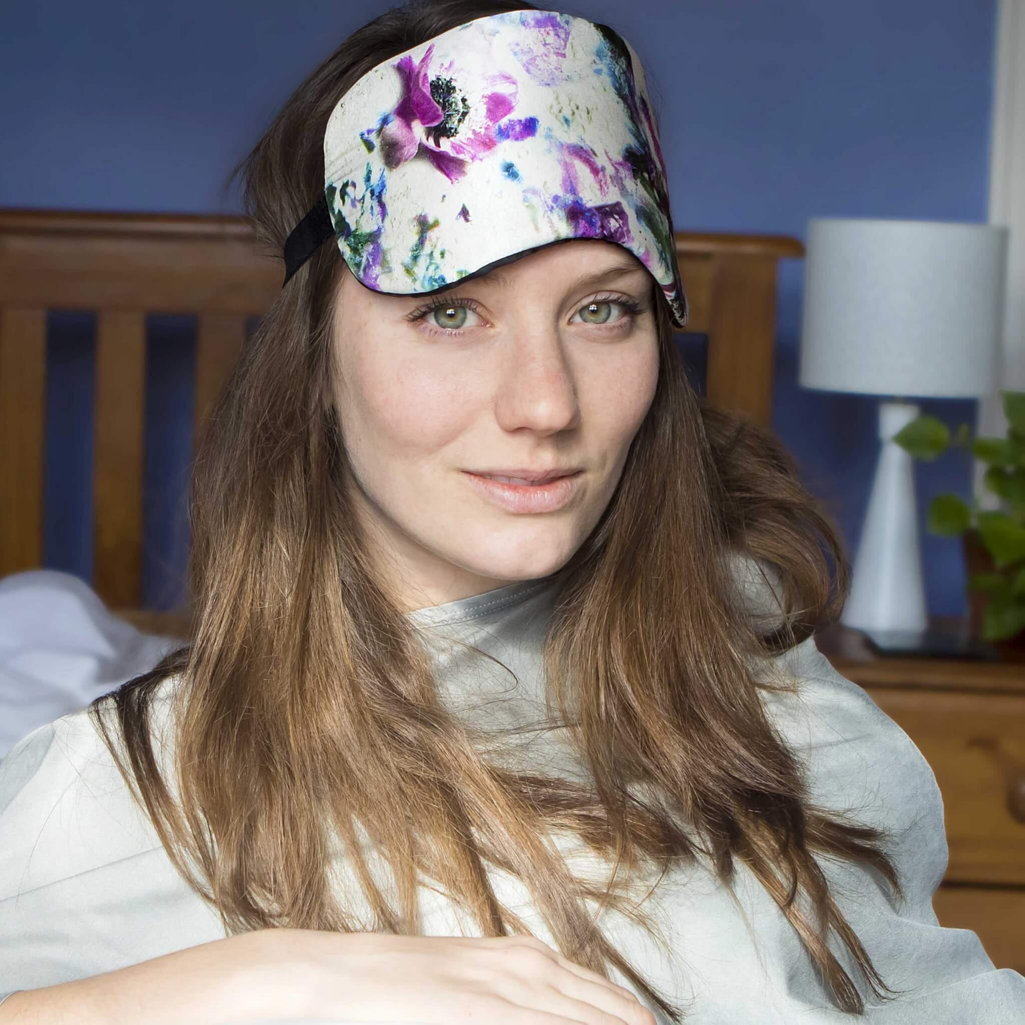 StephieAnn Anemone Eye Mask