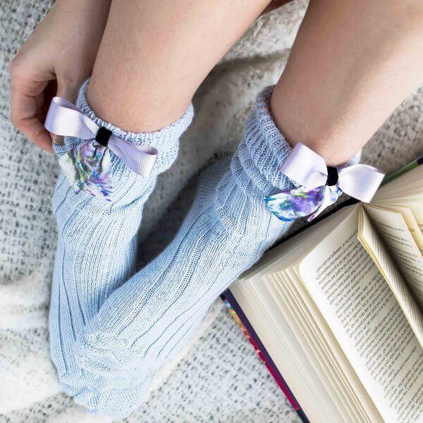 StephieAnn Anemone Socks